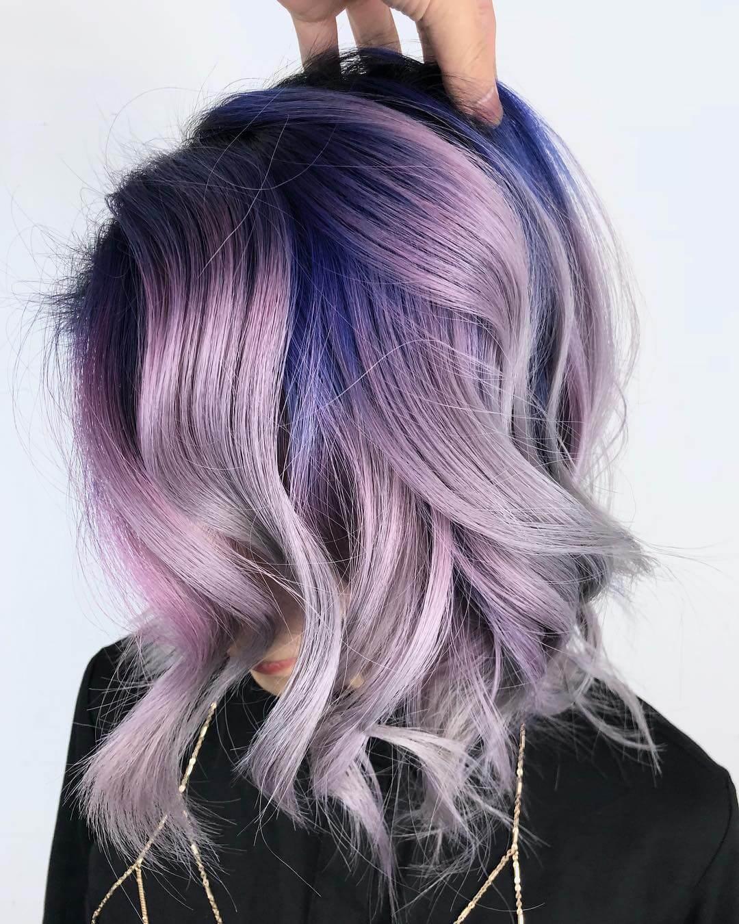 стрижки для густых волос фото 12