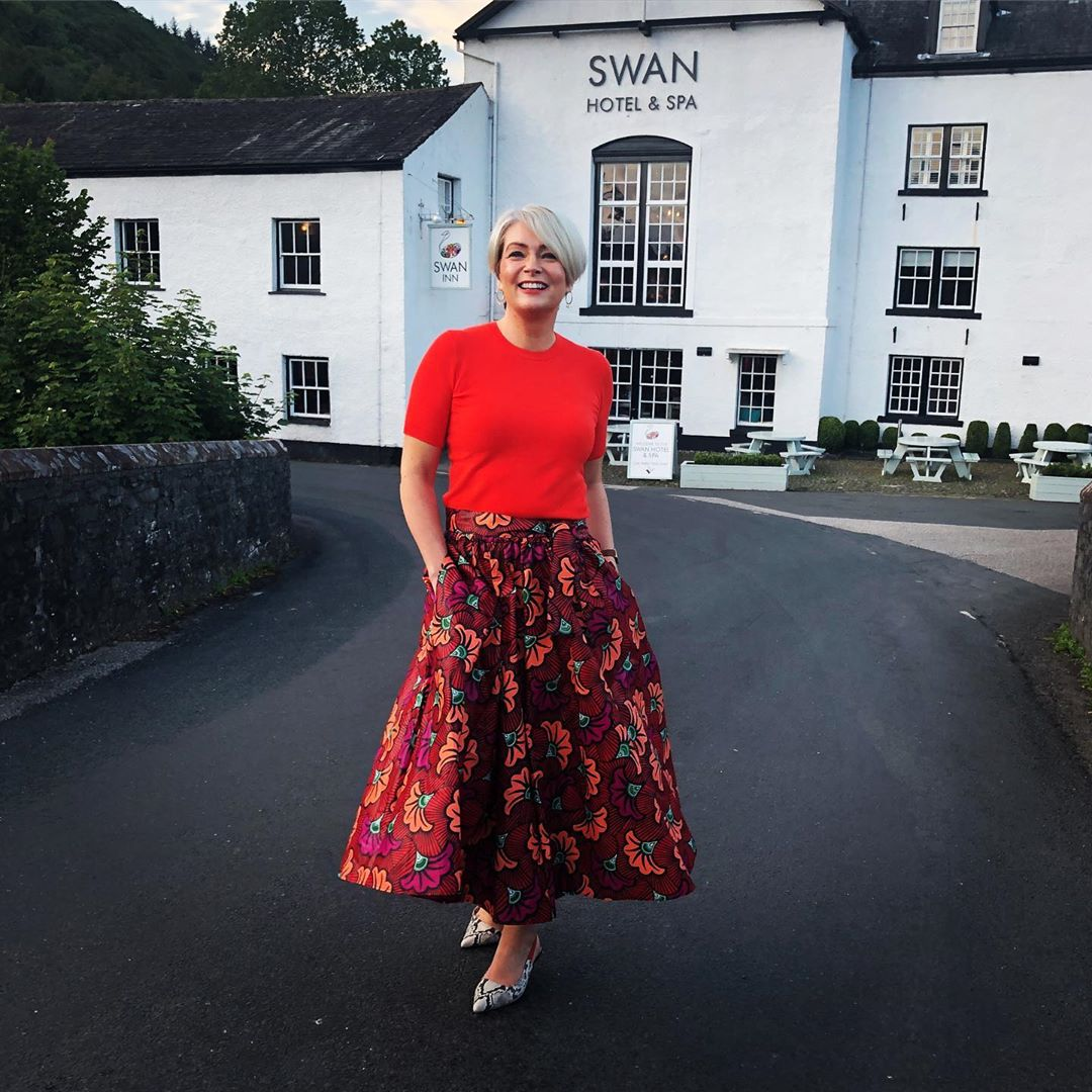 с чем носить юбку летом женщинам после 40 лет фото 2