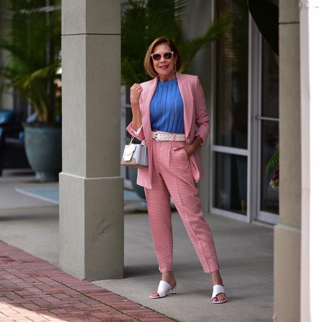 летний деловой стиль 2019 для женщин 40-50 лет фото 18