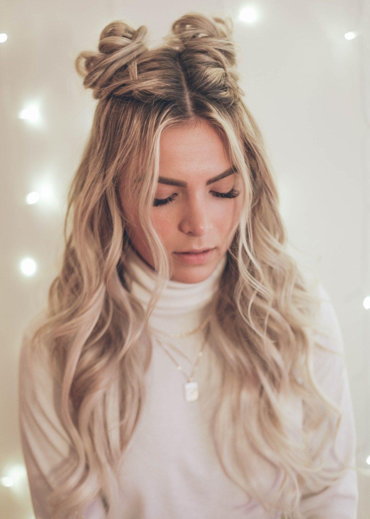 прически для тонких волос фото 13
