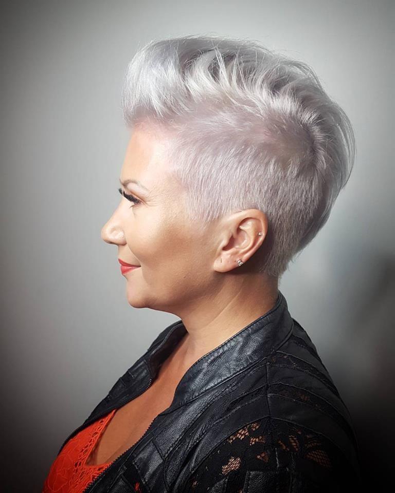 стрижка канадка 2020 для женщин 40-50 лет фото 4
