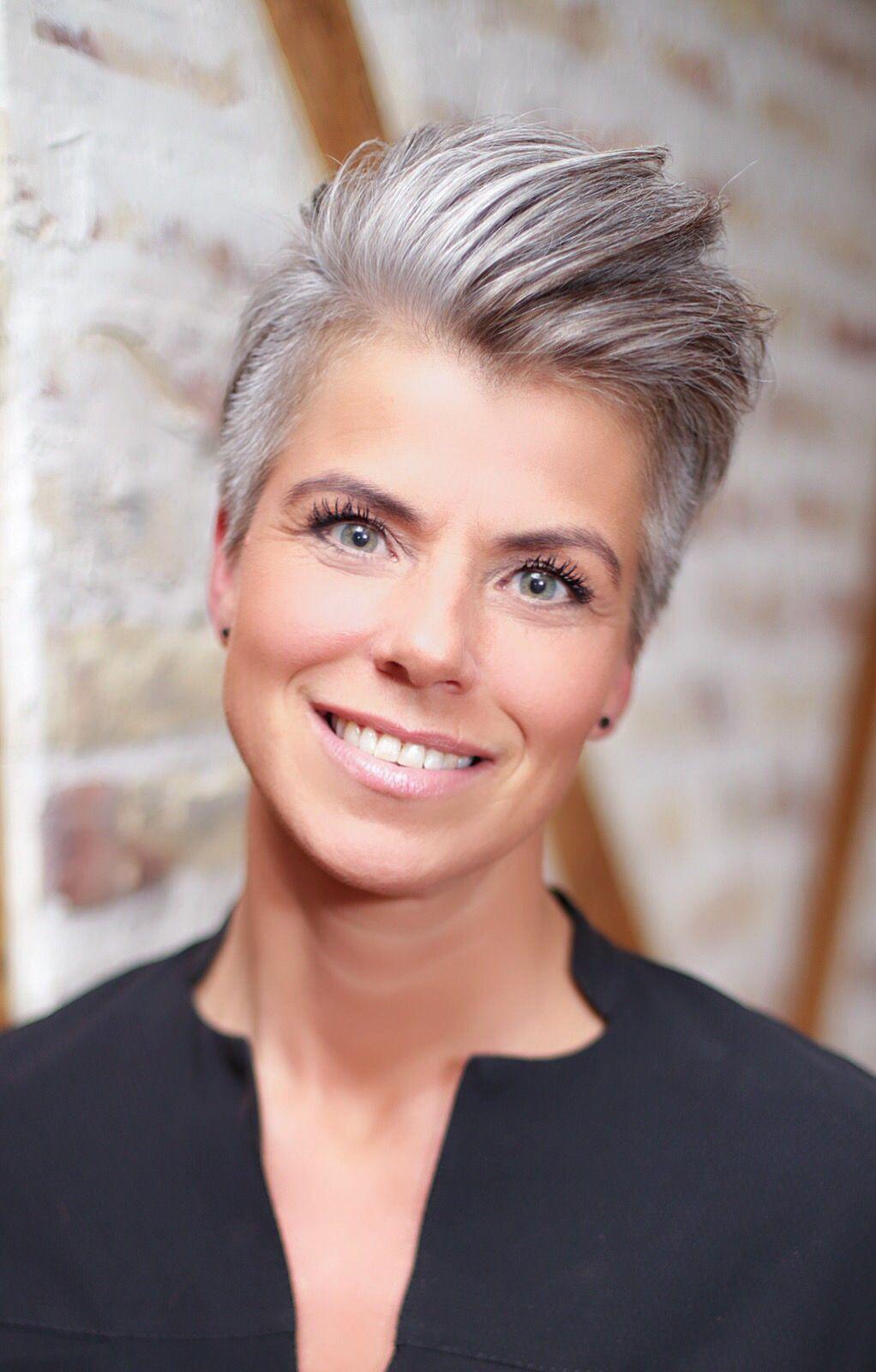 стрижка канадка 2020 для женщин 40-50 лет фото 8