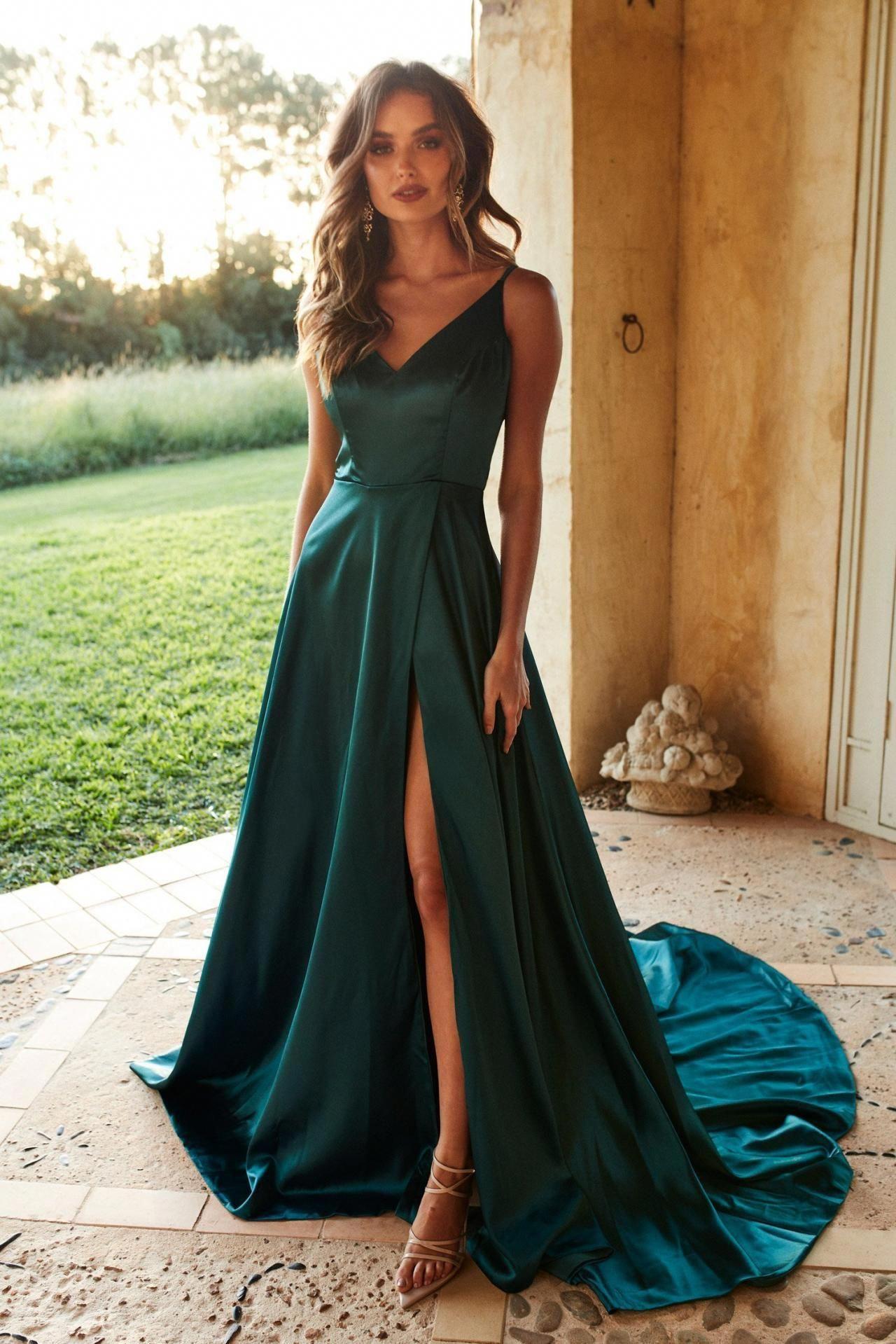 летние вечерние платья фото 9