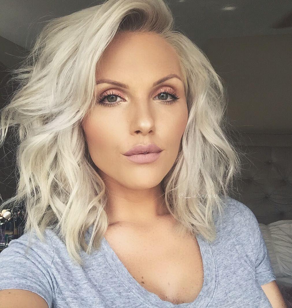 Скандинавский блонд фото 4