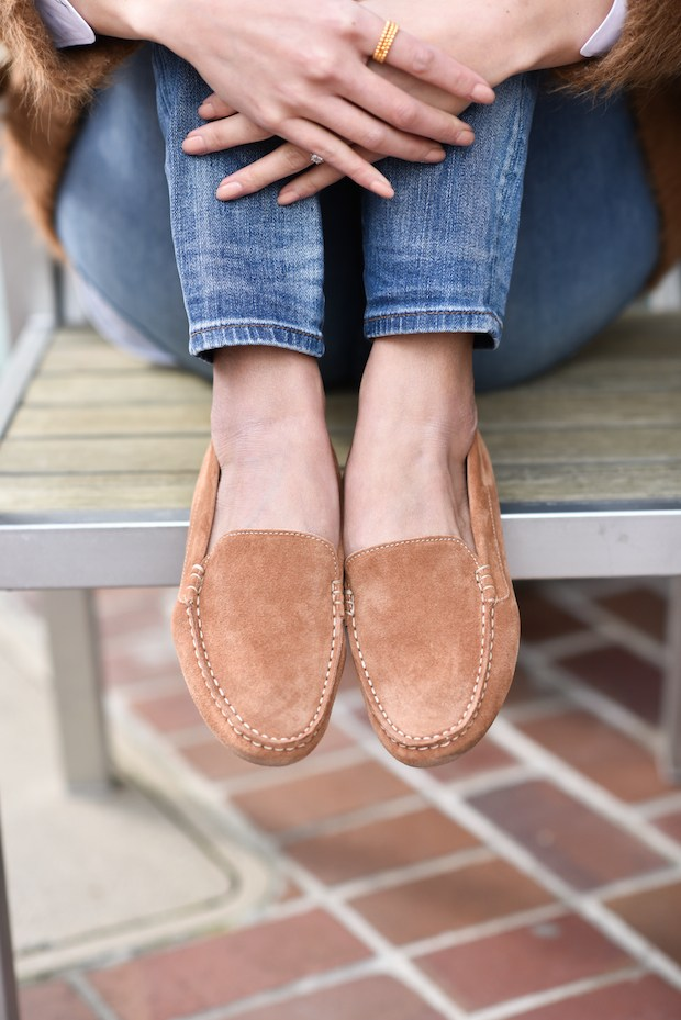 Мокасины с джинсами фото 1