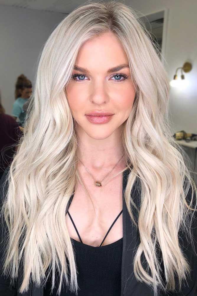 Скандинавский блонд фото 5