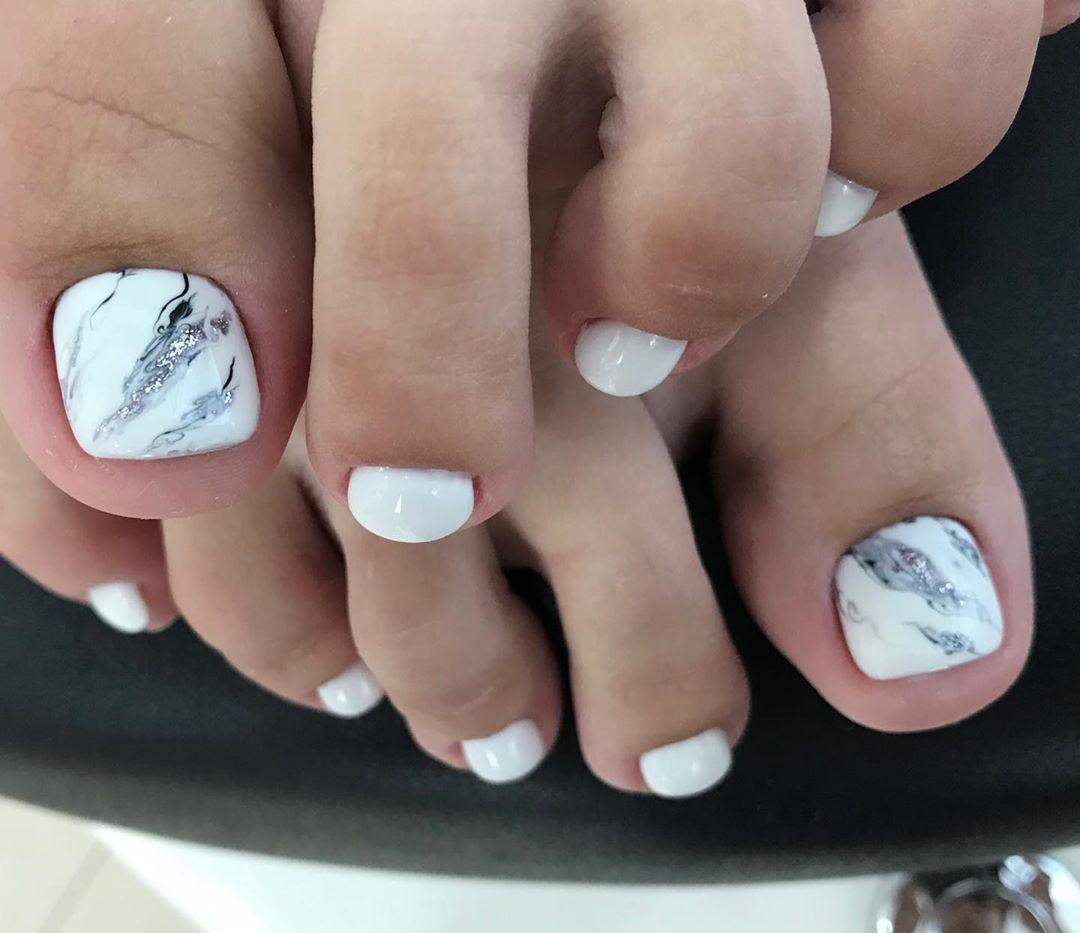 педикюр на короткие ногти_18