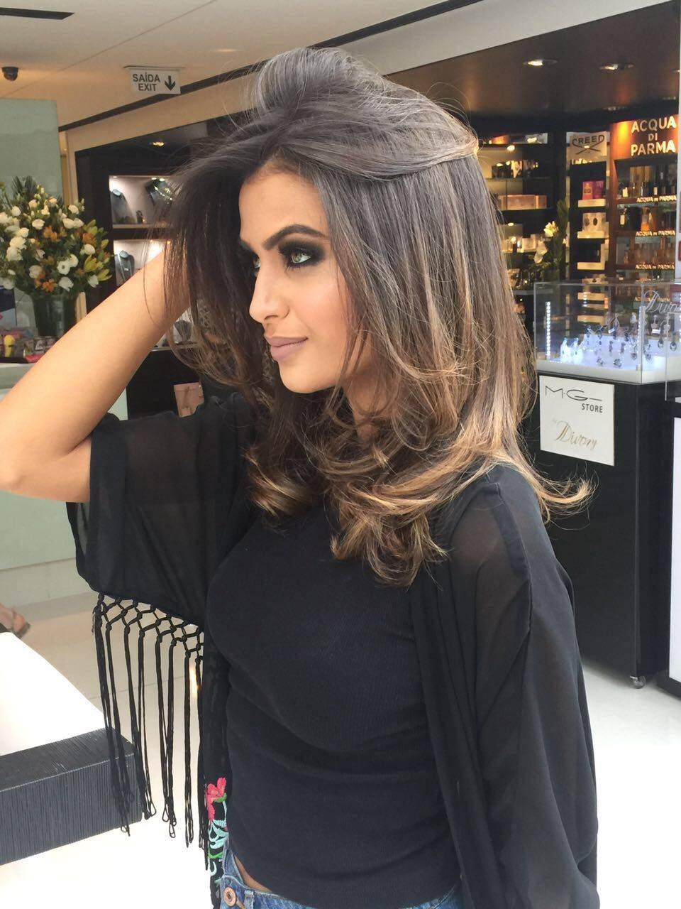 тенденции волос 2019 фото 10