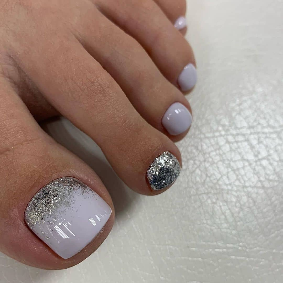 педикюр на короткие ногти_13