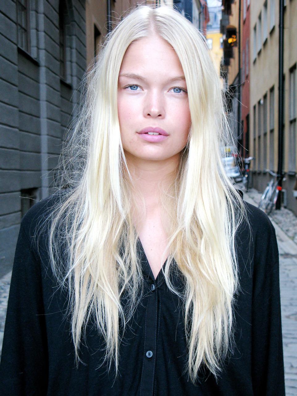 Скандинавский блонд фото 2