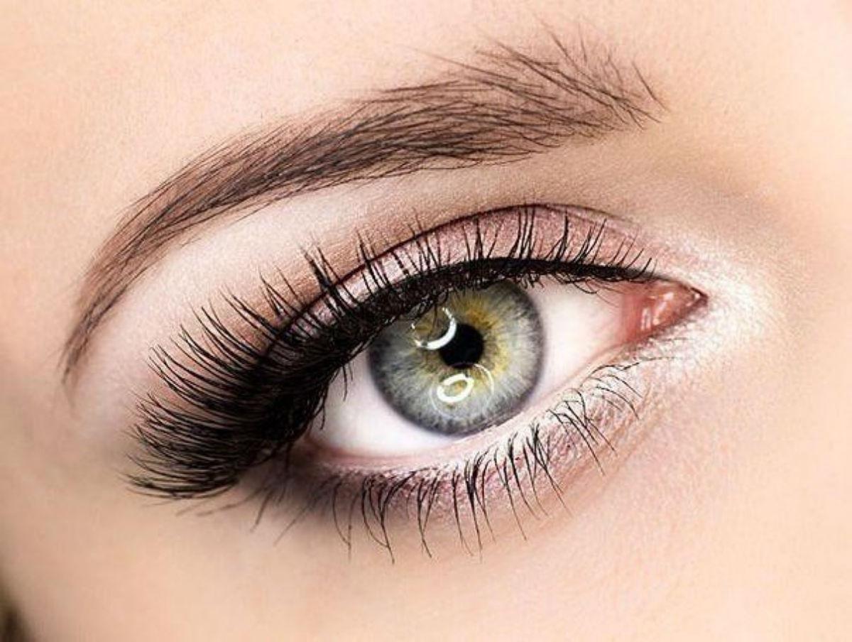 Макияж для узких глаз фото 2