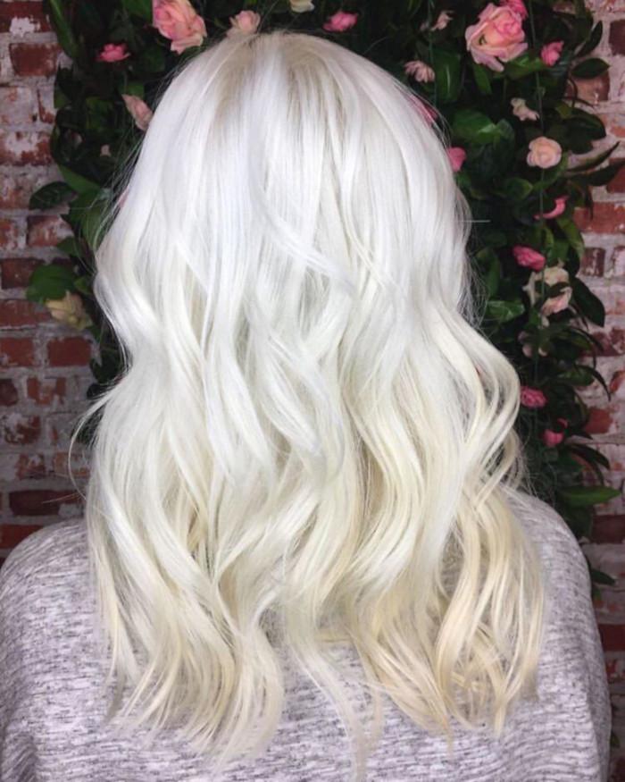 Скандинавский блонд фото 1