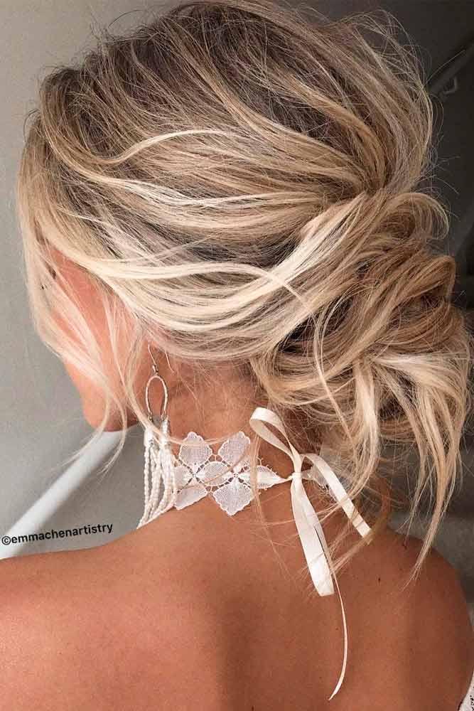 прически для тонких волос фото 12