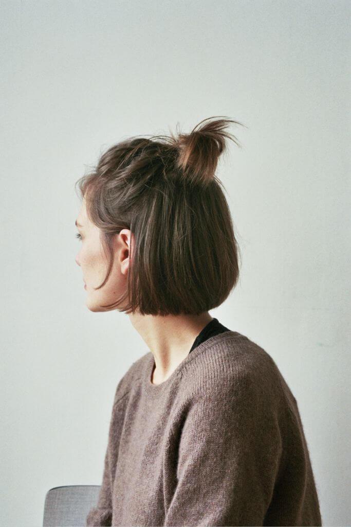 причёски с хвостом фото 6