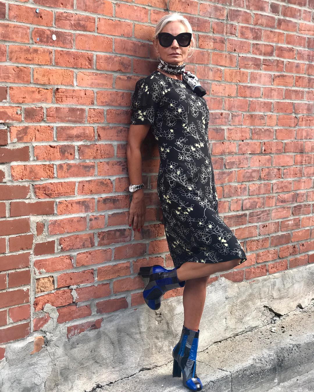 платье для женщины 60 лет фото 7