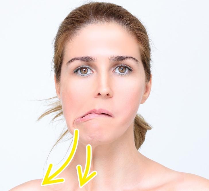 упражнения, чтобы избавиться от пухлых щек фото 8