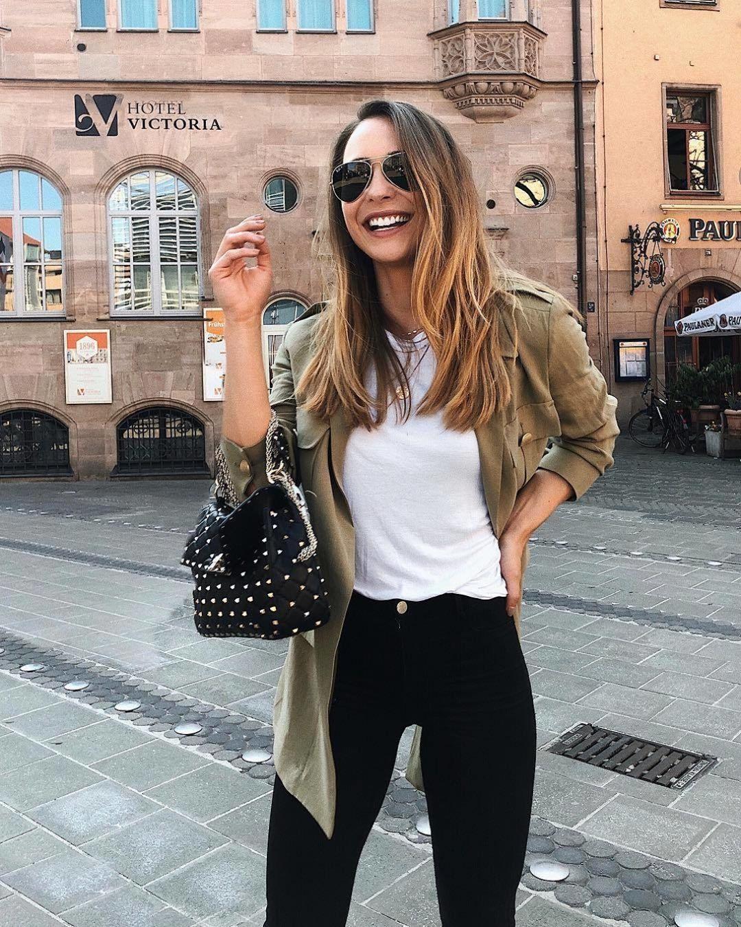Черные джинсы фото 2