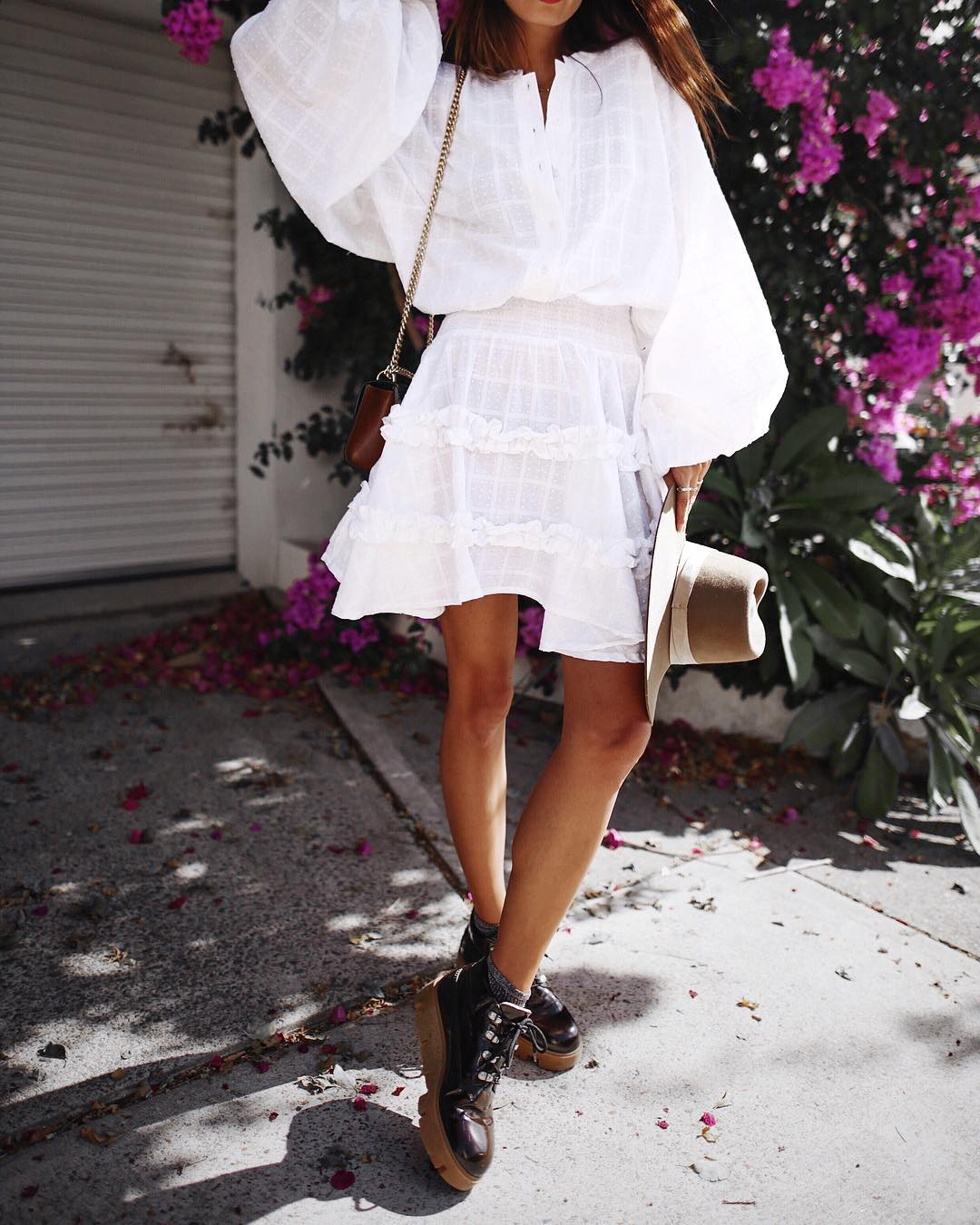 платье бохо фото 2
