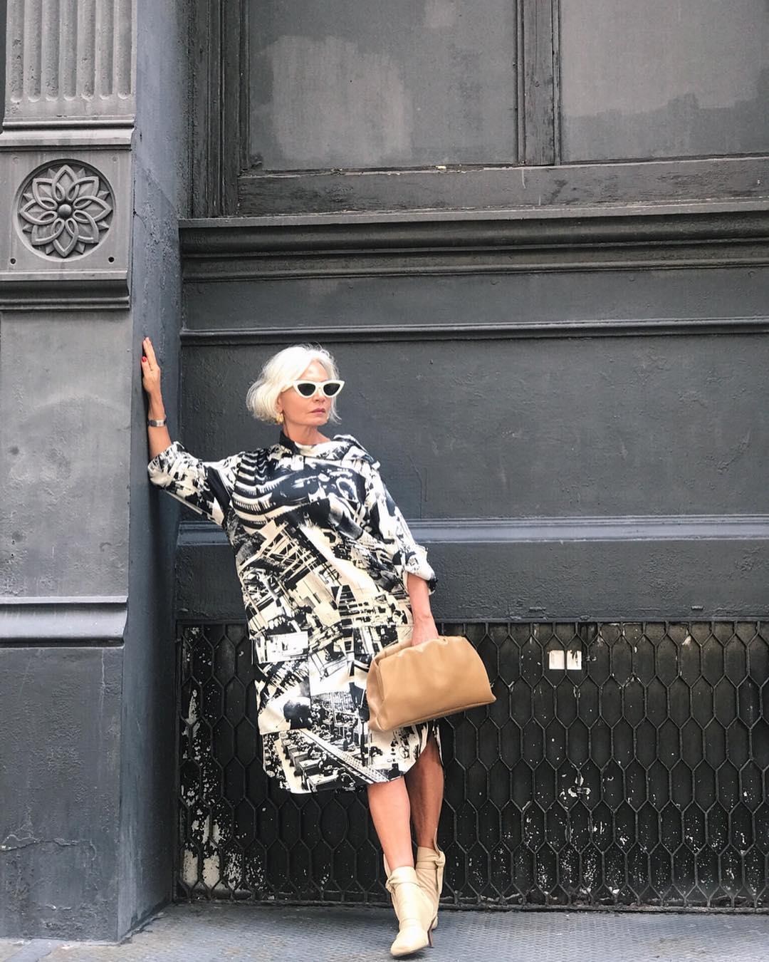 платье для женщины 60 лет фото 9