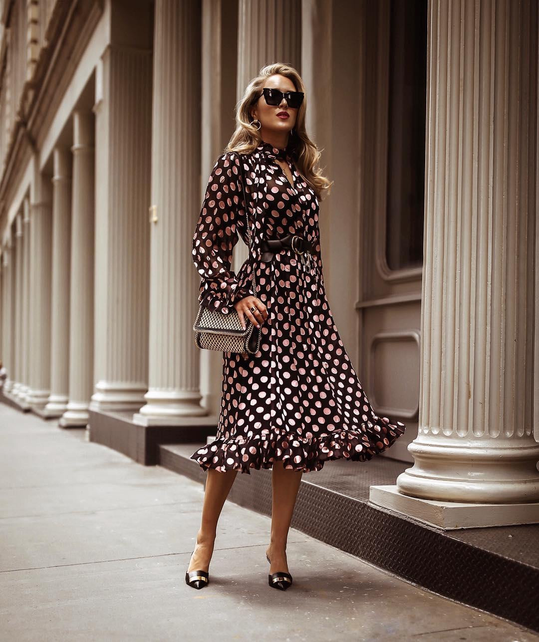 модный летние образы для деловых женщин фото 15