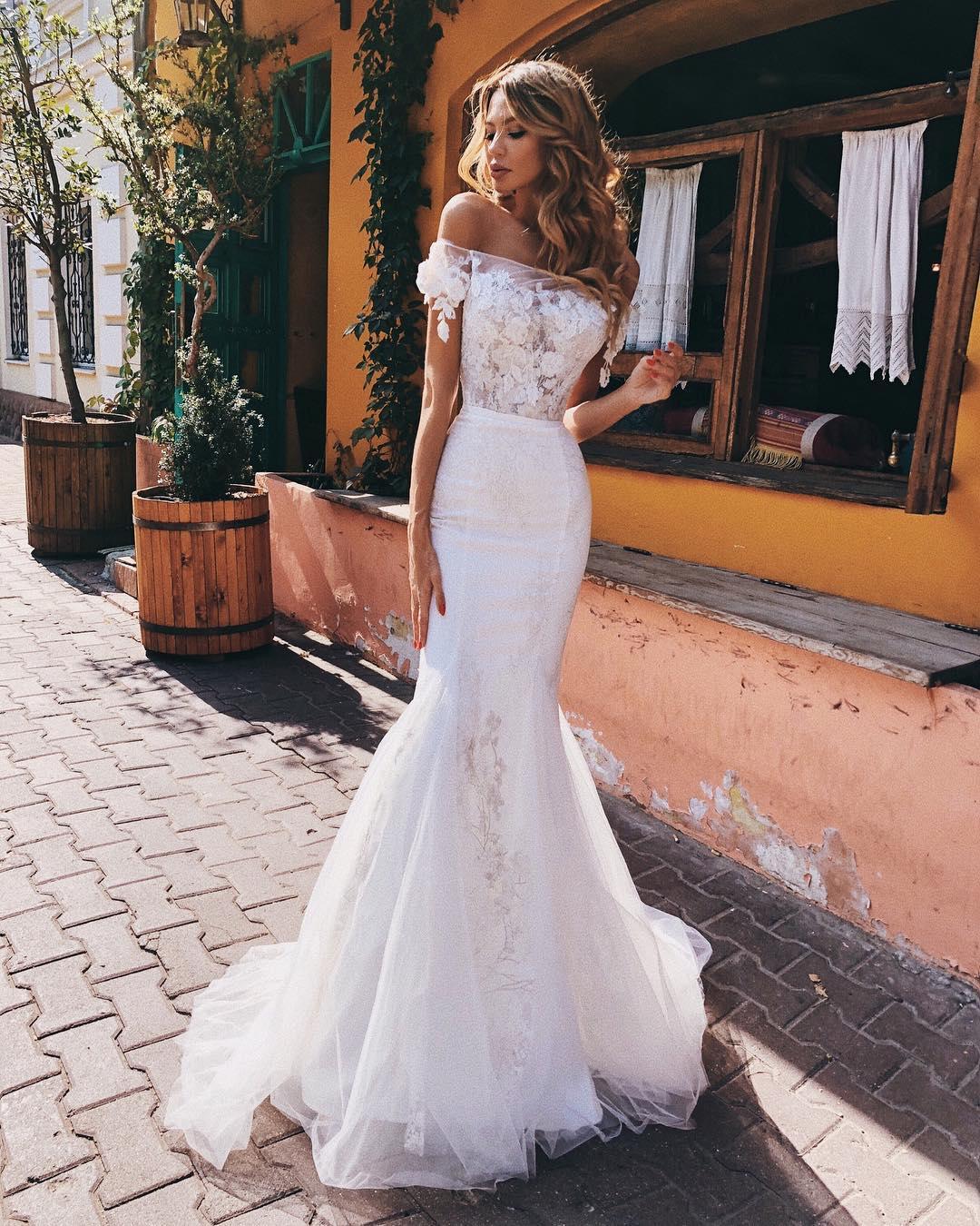 белое платье фото 21