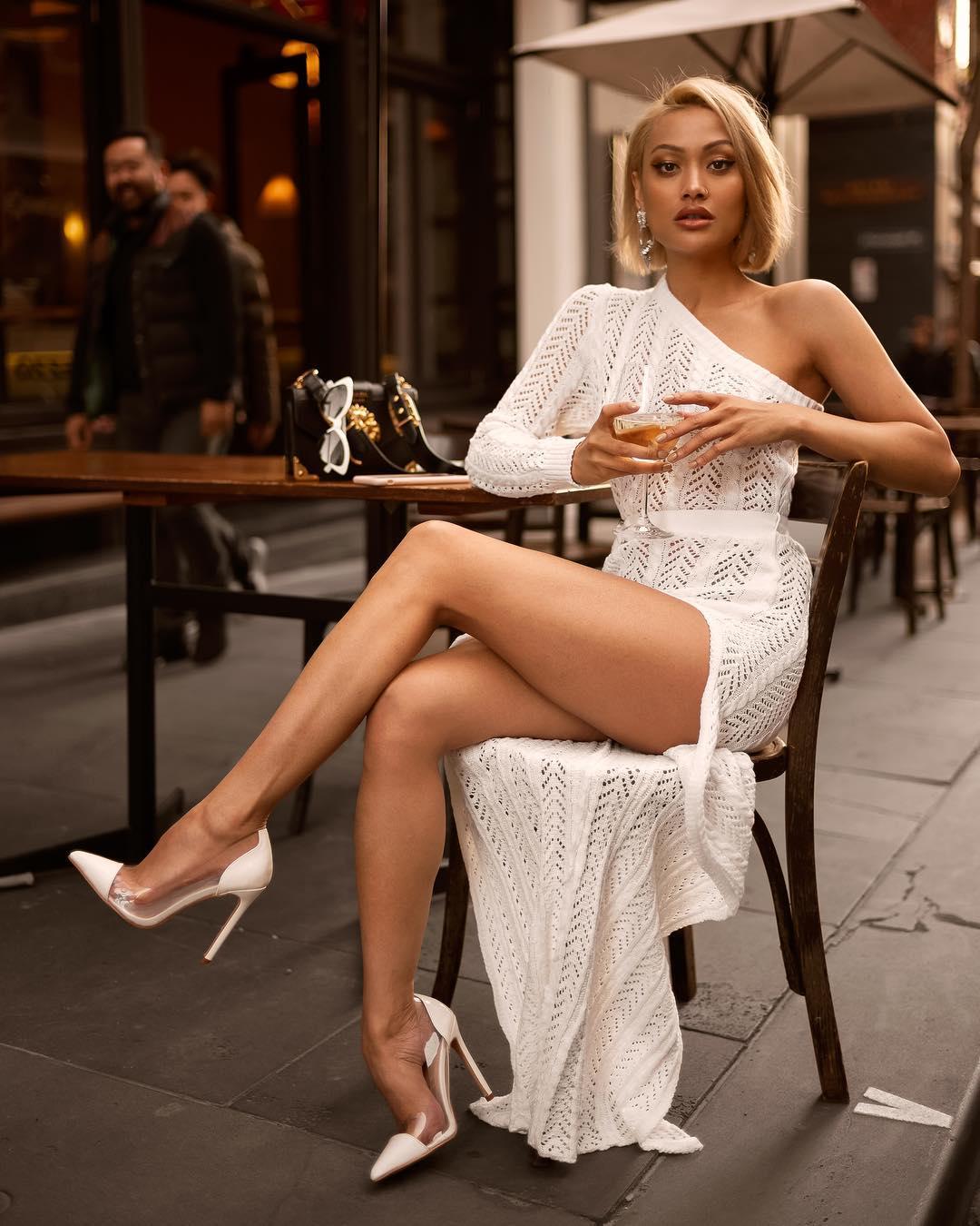 белое платье фото 5