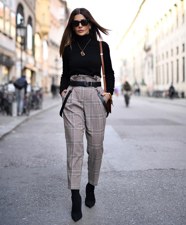 Модели брюк, которые скроют широкие бедра фото 7