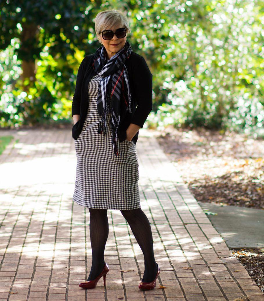 платье для женщины 60 лет фото 4