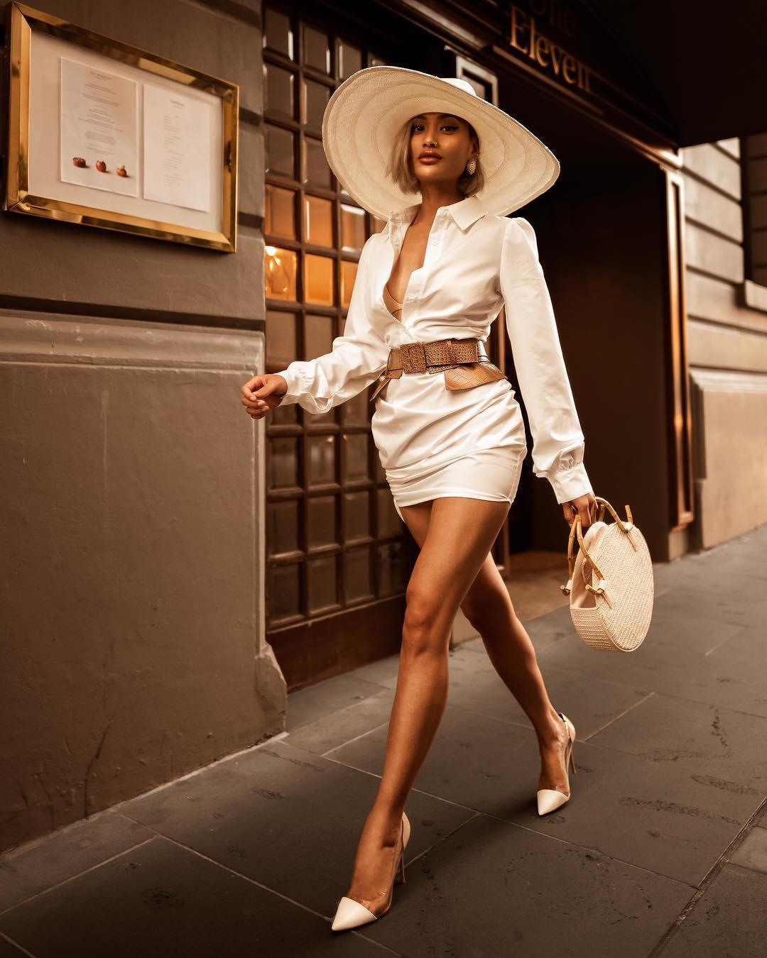 белое платье фото 12