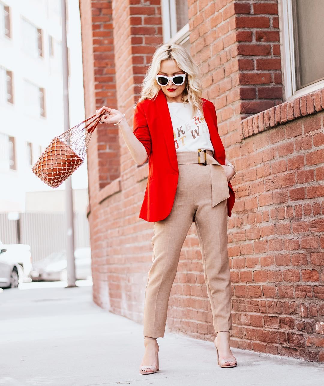 летний уличный стиль 2019 для женщин 40-50 лет фото 3