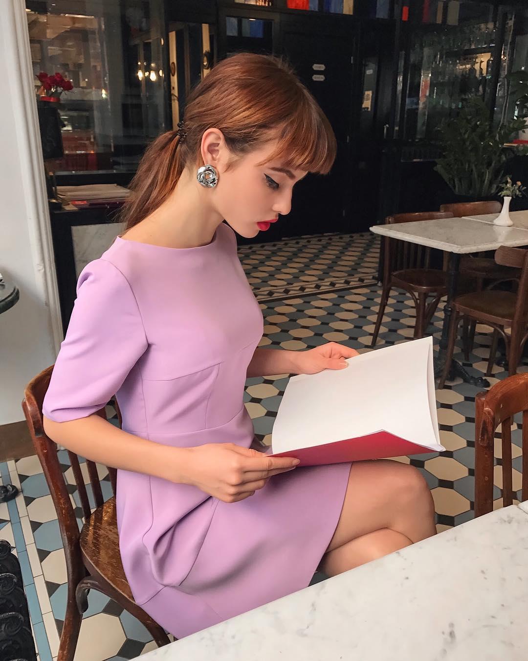 модный летние образы для деловых женщин фото 4