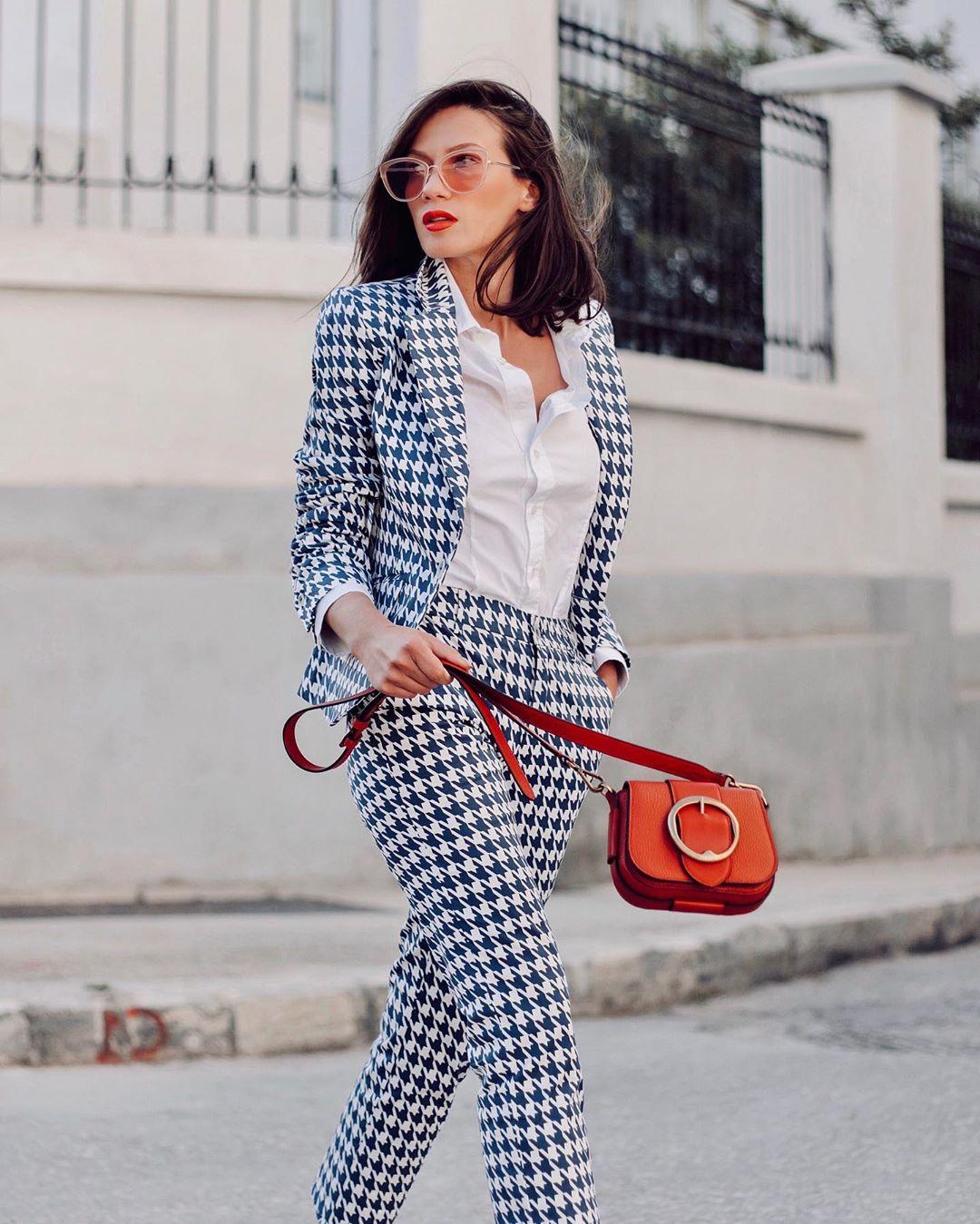 модный летние образы для бизнес-леди фото 11