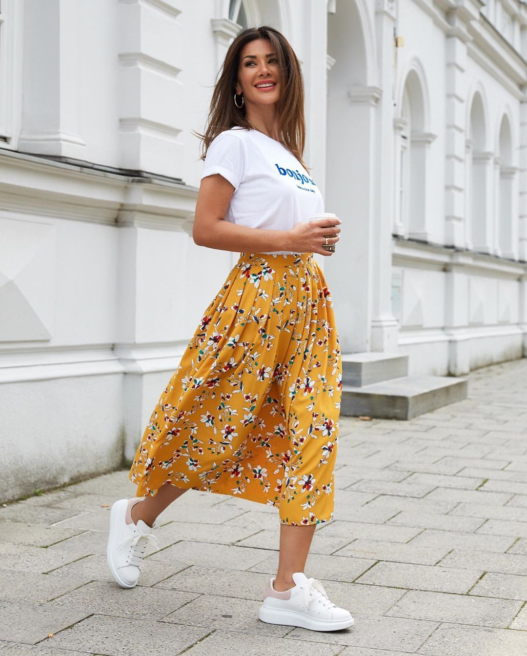 летний casual 2019 для женщин 40-50 лет фото 8