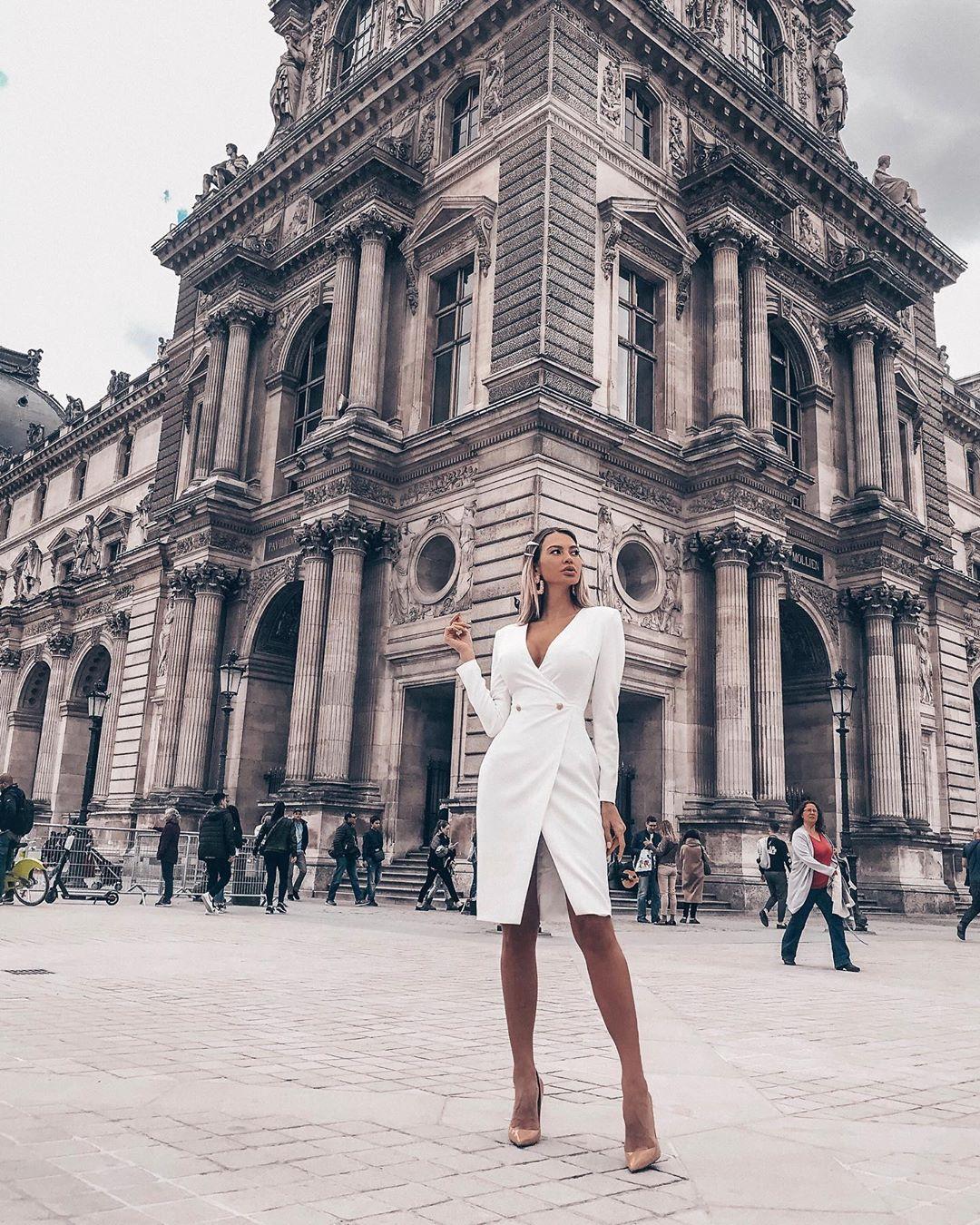 белое платье фото 20