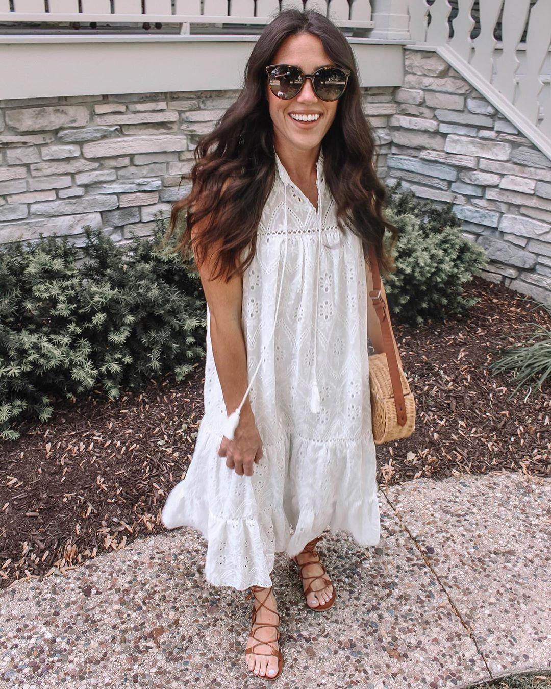 платье бохо фото 3