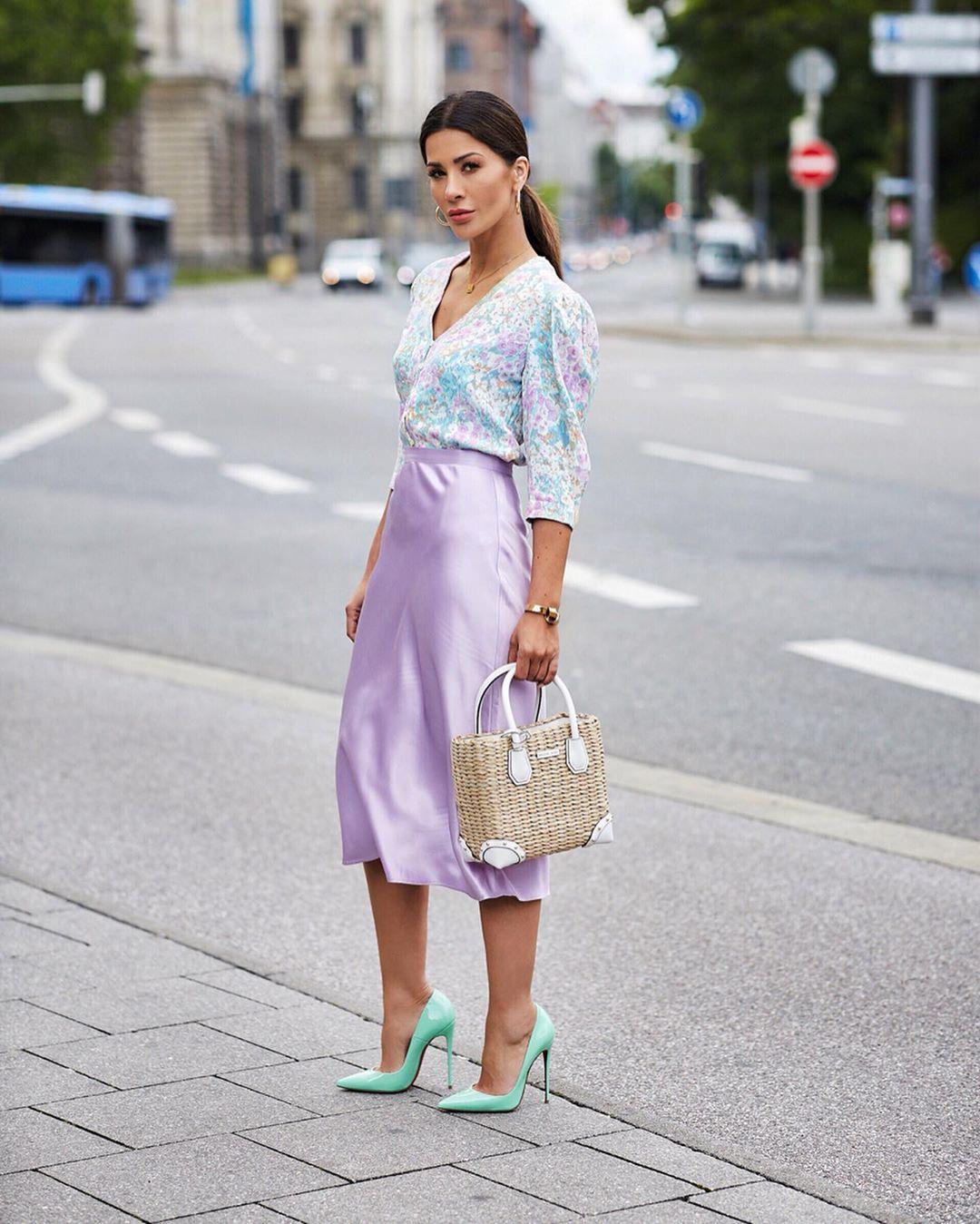 модный летние образы для бизнес-леди фото 2