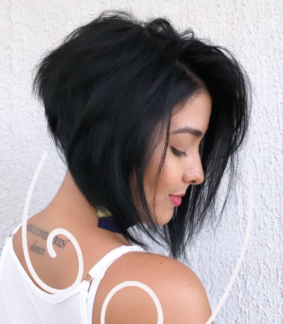 прически для черных волос фото 5