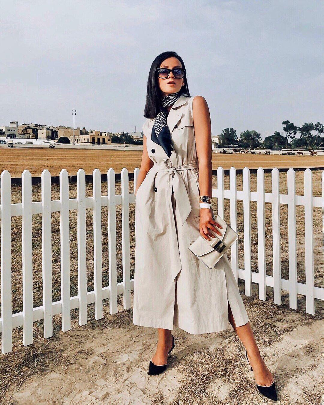 модный летние образы для бизнес-леди фото 13