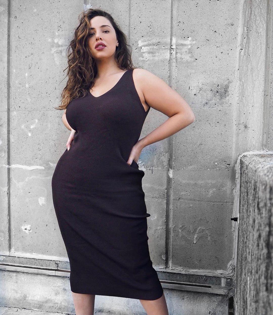 летний минимализм 2019 для полных женщин фото 5