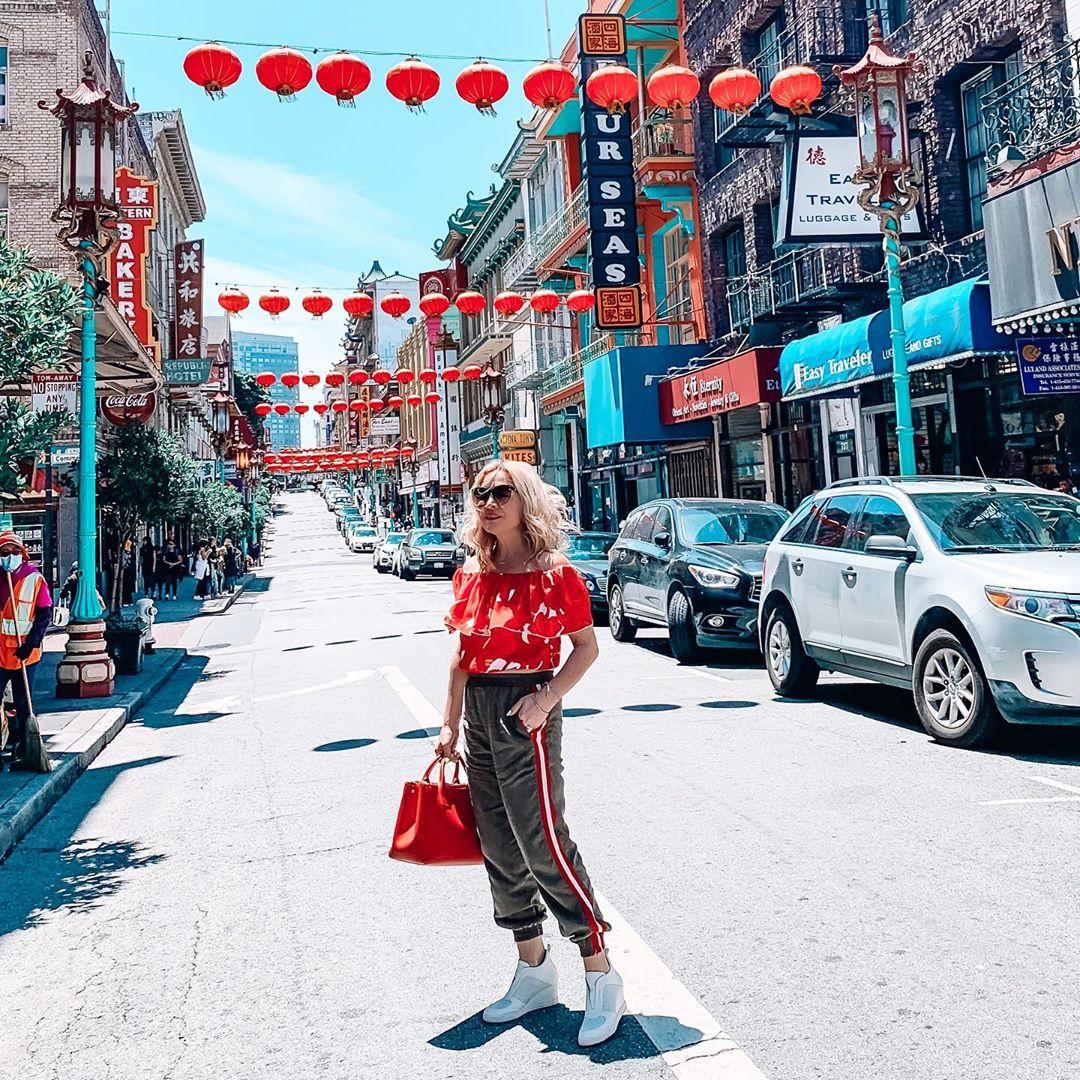 летний уличный стиль 2019 для женщин 40-50 лет фото 12