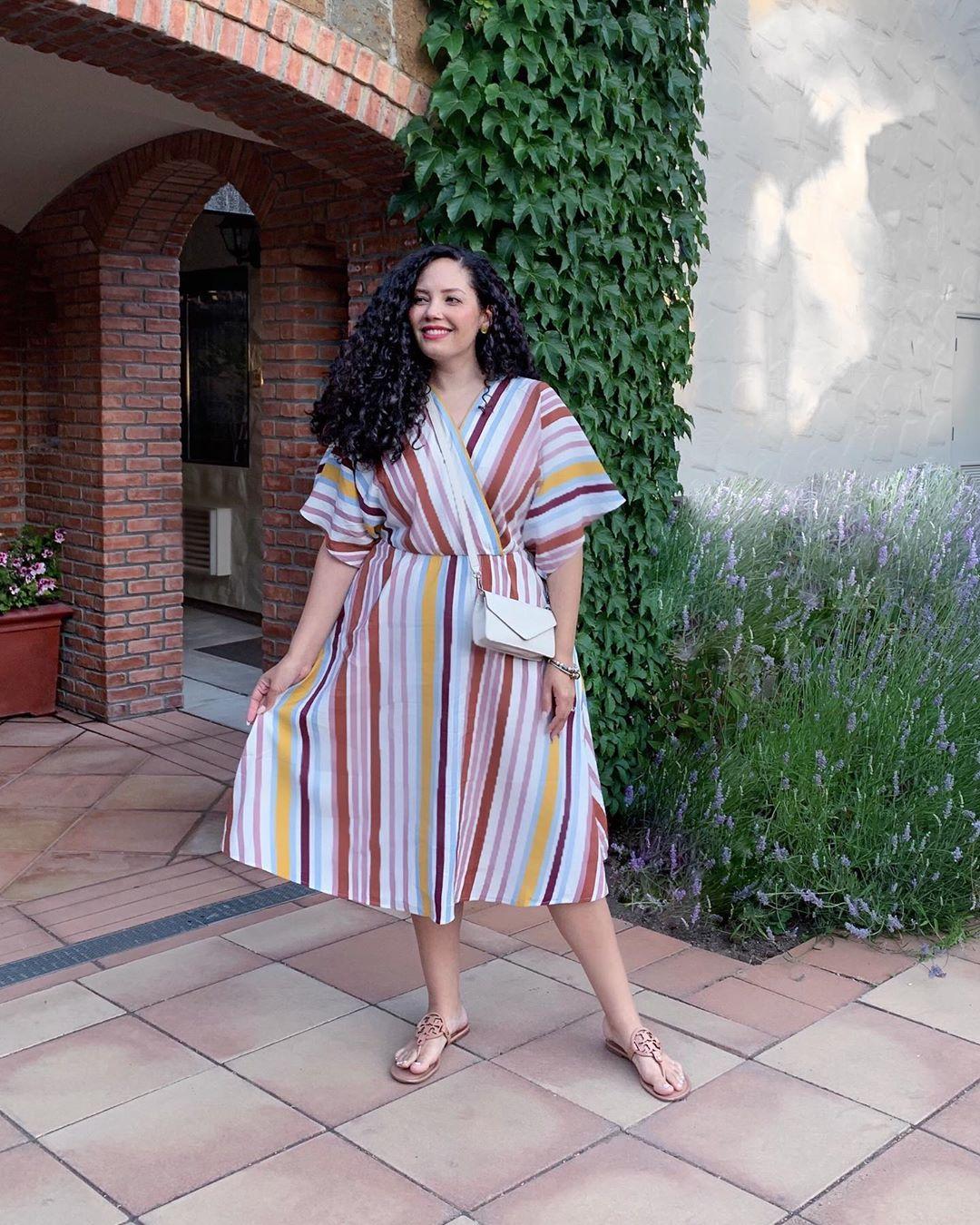 летний минимализм 2019 для полных женщин фото 10