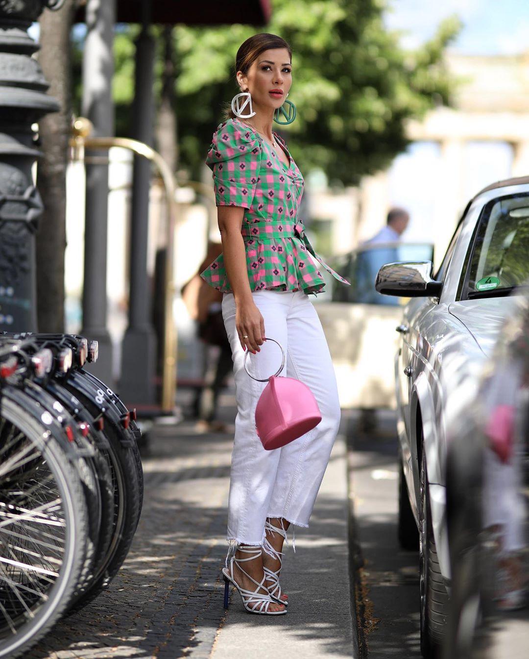 модный летние образы для бизнес-леди фото 4