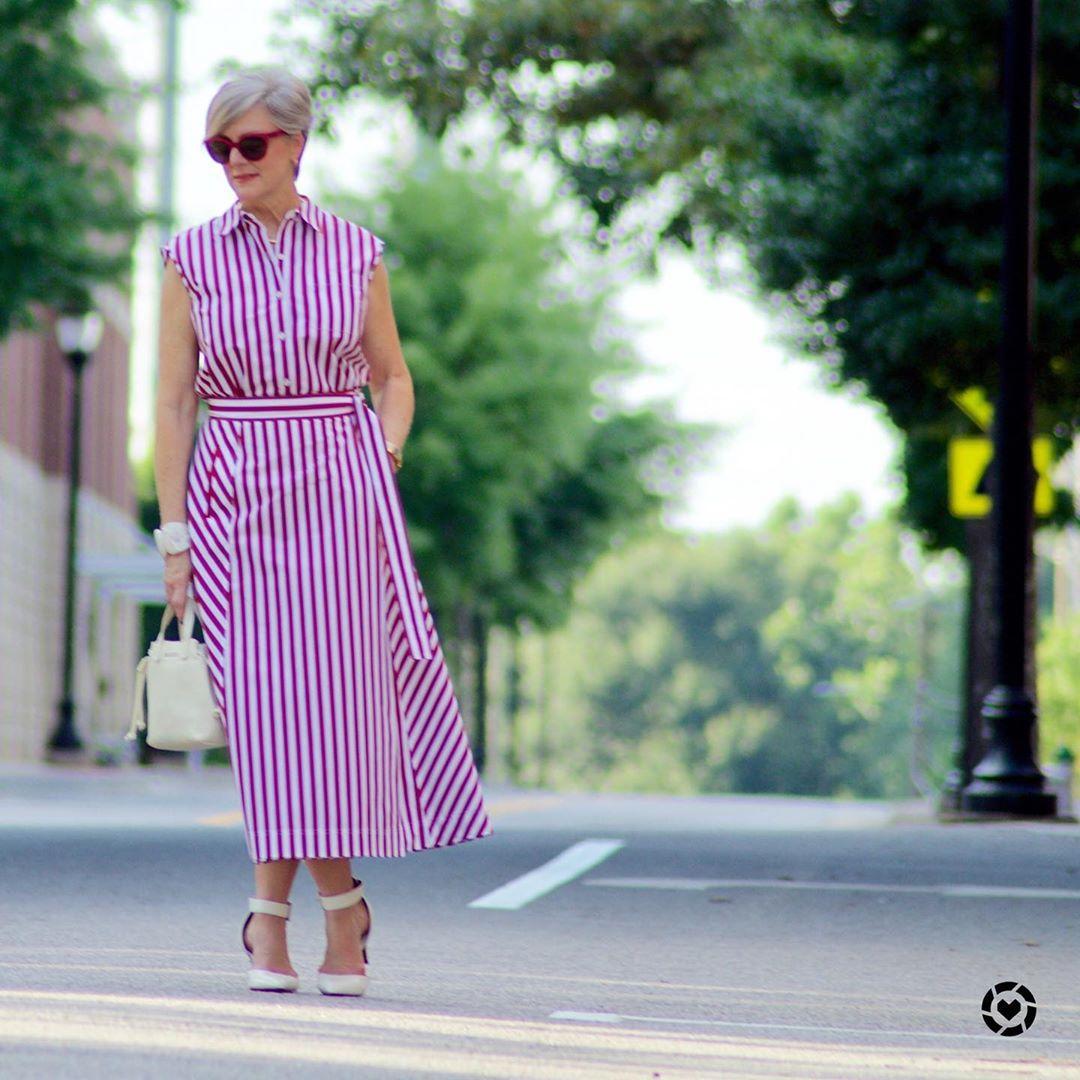 платье для женщины 60 лет фото 13