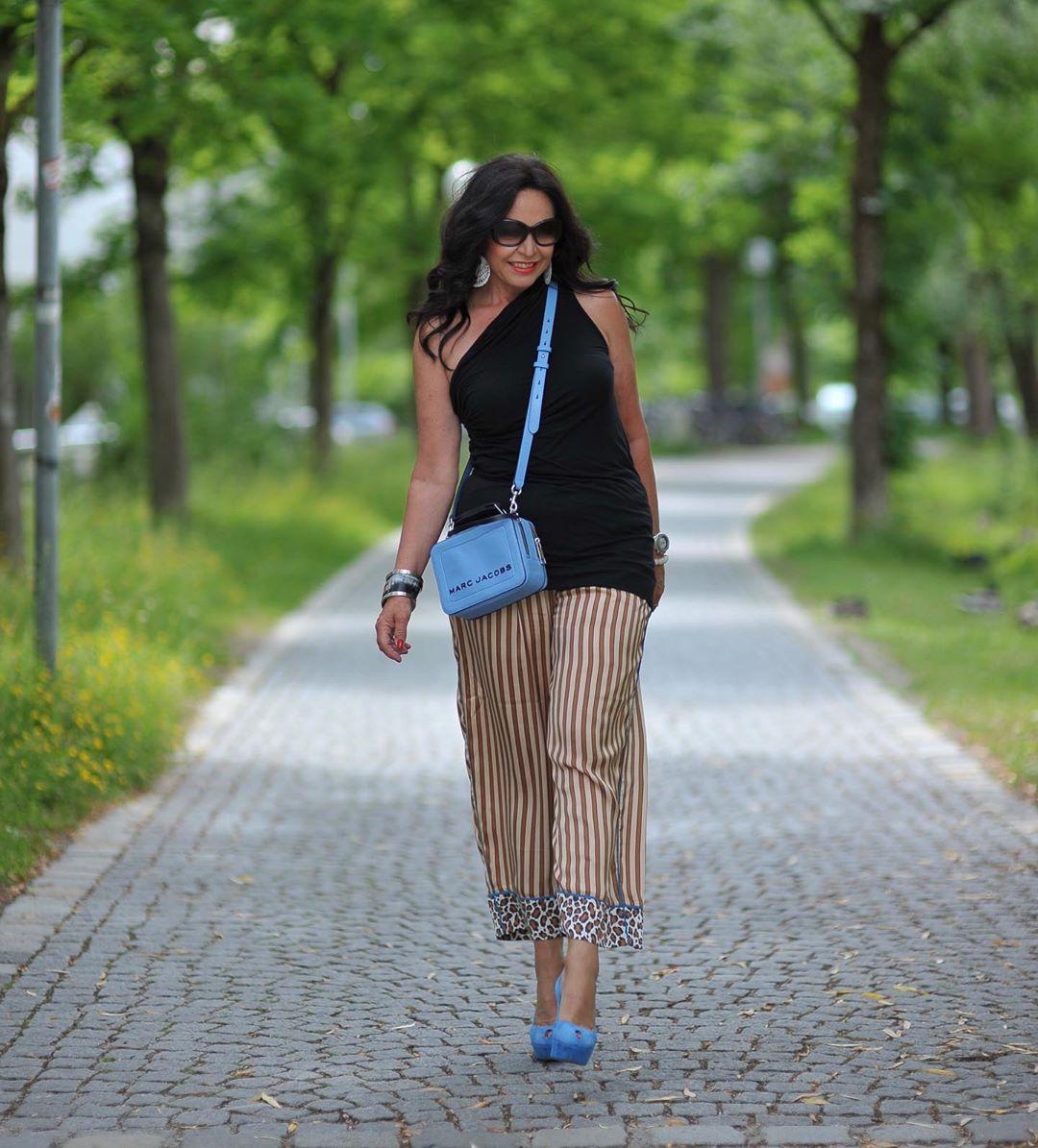 с чем носить туфли летом женщинам после 40-50 лет фото 10