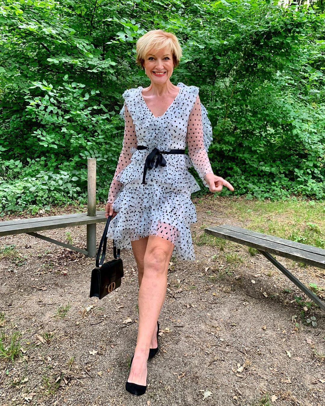с чем носить туфли летом женщинам после 40-50 лет фото 8