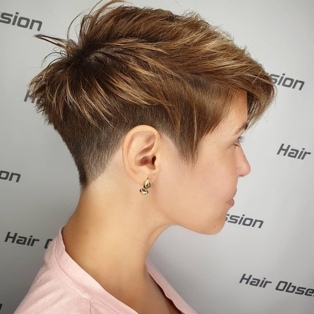 стрижки для женщин с тонкими волосами фото 6