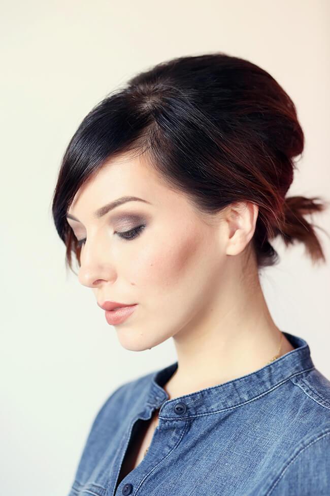 причёски с хвостом фото 5