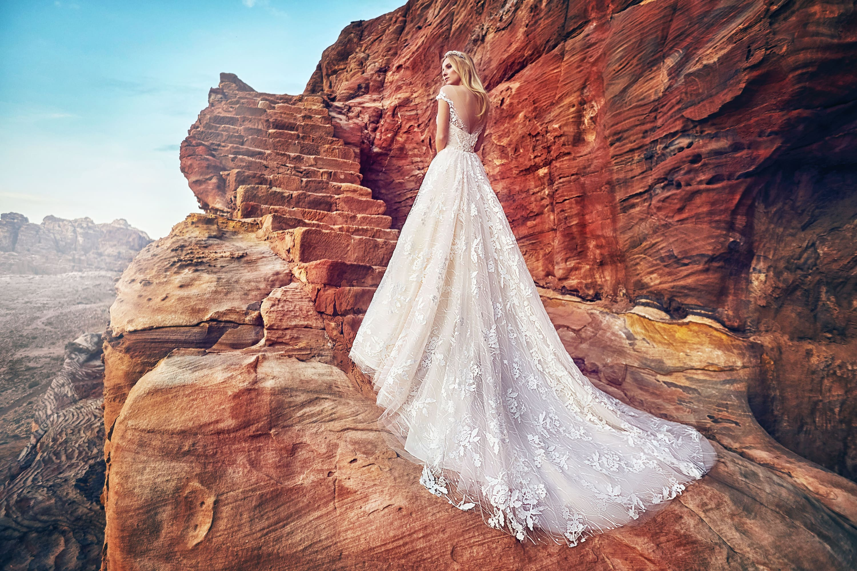пышные свадебные платья фото 39
