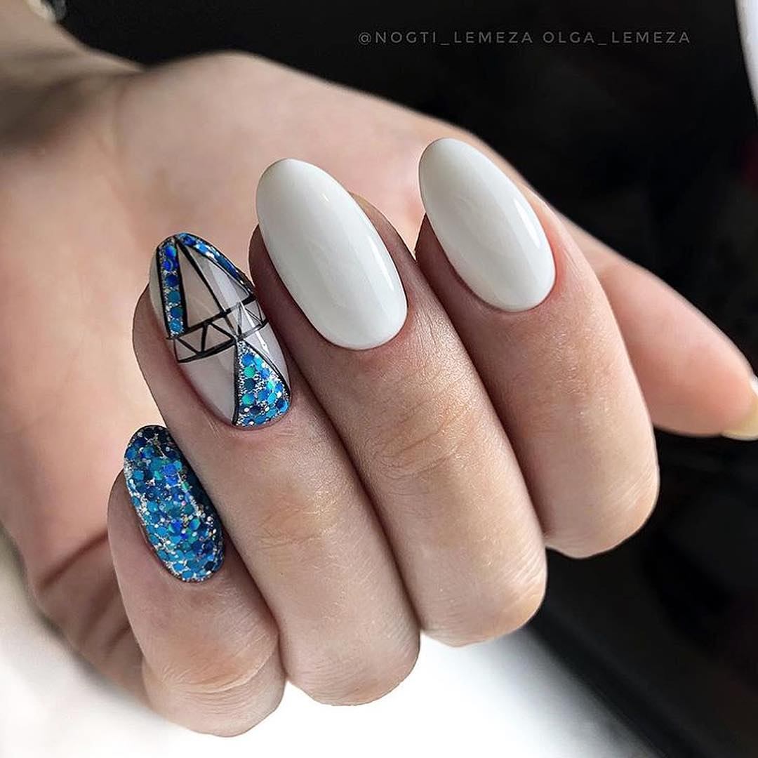 Стильная геометрия и кристаллы фото 17