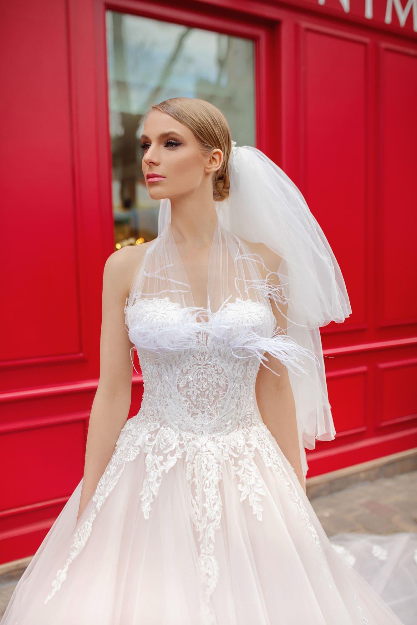 пышные свадебные платья фото 18